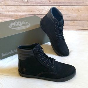 Timberland Black Dausette Sneaker Boots